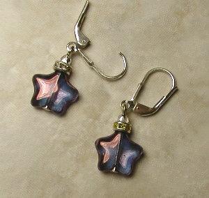 Petite Purple Stars!